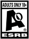 The Ao rating symbol